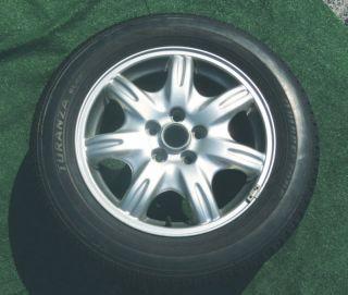 Factory Jaguar s Type 16 inch Wheel Rim Tire 59704