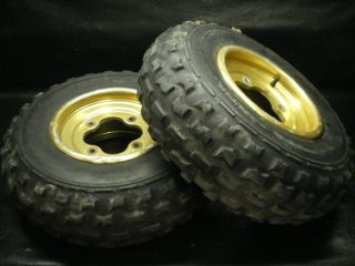 Honda 250R 250 R TRX250R TRX 400EX 450R OEM Front Wheels & Tires OHTSU