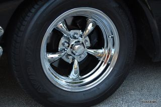 17x7  Chrome Ford Mopar Dodge American Racing Plymouth Wheels