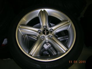 2012 Ford Mustang GT 19 Wheels w Pirrelli Tires