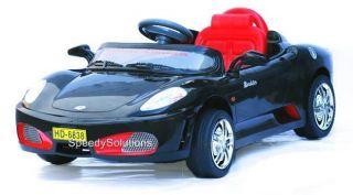 Kids F430 Ride on Radio Remote Control Wheels Power Car