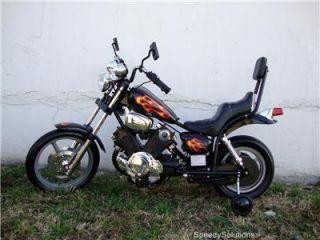 Battery Power Ride on Motorcycle Harley STL Wheels Bike