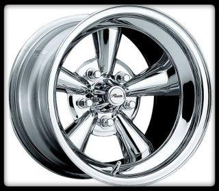 177C Supreme Chrome Plated 5x5 Wrangler Astro Tahoe Wheels Rims