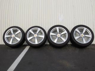 "18"" Porsche Factory Cayman Boxster Wheels Rims 987 986"