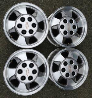 Suburban Tahoe Astro Silverado Avalanche 16 Factory OEM Wheels Rims