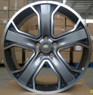 Eurosport Land Range Rover LR3 HSE Sport Wheels Rims Toyo Tires