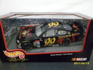Jeff Burton 99 Bruce Lee Hotwheels 1 24 B197