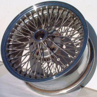 84 85 86 87 88 89 90 Jaguar XJS XJ6 Dayton Wire Wheel Rim