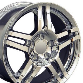 17 TL Wheel Chrome 17x8 Rim Fits Acura Honda Accord Civic