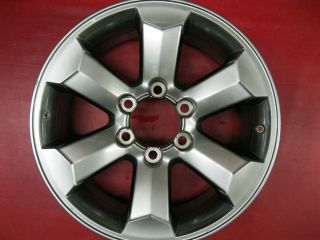 RUNNER 18 2006 2007 2008 2009 HYPER FACTORY OEM WHEEL RIM 69481 USED