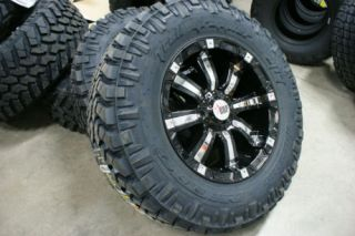 18 inch 94 RBP 2011 11 Chevy GMC 2500 New 8x180 Bolt P