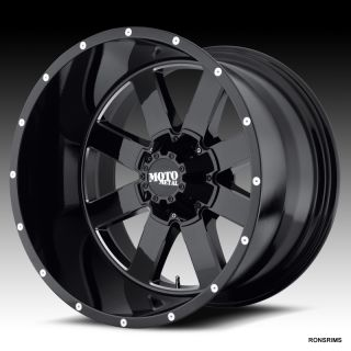 962 New for 2012 8 on 6 5 8 Lug Ford Chevy Dodge Wheels 18x10