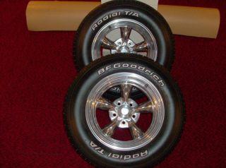 Polished Torque Thrust Wheels
