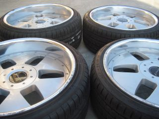 Piece JDM SSR Work asanti MRR Vossen Lexus Infiniti Wheels Rims