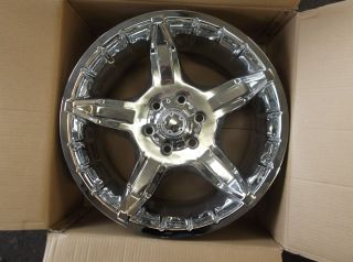 20 Ultra Chrome Alum Alloy Wheel Rim