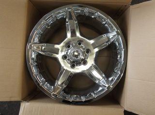 20 Ultra Chrome Alum Alloy Wheel Rim