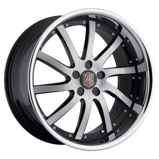 19 Roderick RW4 Wheels Rims Mercedes Benz R230 SL 500 600 CLS 500 550