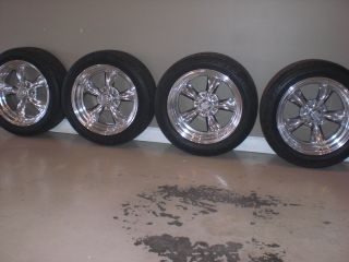 American Racing Torque Thrust Wheels Tires Staggered
