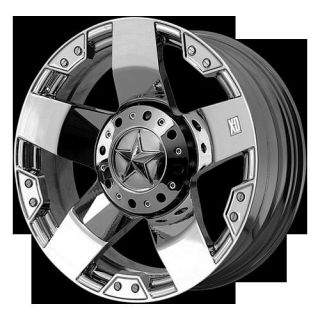 20 XD Rockstar Rim Tire Toyo Open Country MT 35 H2