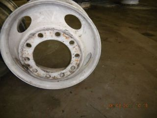 Heavy Duty Truck Steel Rims 22 5 x 8 5 24 5 x 8 5