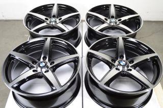 Black Wheels BMW 128 330 335 318 325 328 Z3 Z4 X3 TL RL MDX Alloy Rims