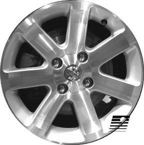 Nissan Sentra 2006 2009 16 inch Compatible Wheel Rim