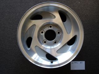 150 Expedition Factory Original Stock OEM Aluminum Alloy Wheel Rim 1