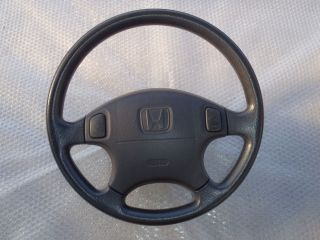 JDM Honda Civic EK4 SO4 Accord CD6 SV4 Genuine SRS Steering Wheel