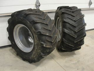 Cadet Garden Tractor Pulling Tires Rims Carlisle 26 x 12 x 12