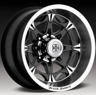 20x9 Lawless 8 Lug 8x6 5 One Single 12 Replacement Wheel Rim