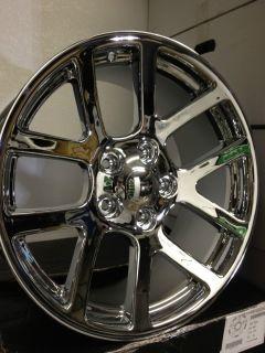 RAM SRT 10 Factory OE Replica Wheels Rims 22x10 5x5 5 1500