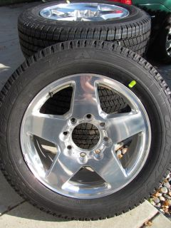 2013 20 OEM CHEVY SILVERADO GMC SIERRA 2500 HD WHEELS TIRES LTZ DENALI