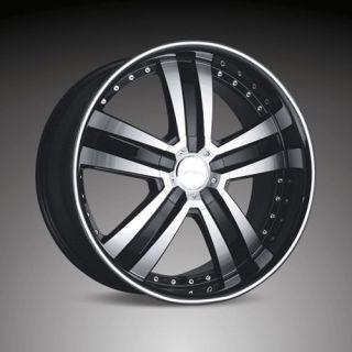 19 Deluxe Wheels Rims Mercedes C300 350 CLK E s SL CLS