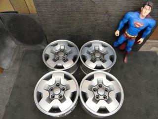 15 Chevy s 10 Blazer Rims 4x4 S10 Wheels GMC Sonoma Jimmy ZR2 Factory