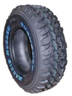 LT315 75R16 8P Maxxis Buckshot Mudder 1 Tire TL3030000