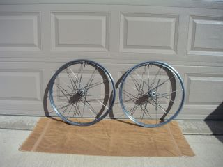 Crank Brothers Iodine Iron Steel Grey Tubeless Wheels