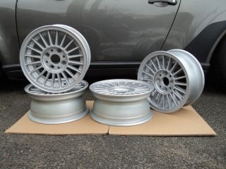 Alpina Style Wheels for 2002 2002tii Set of 4 RARE 320i Wheels