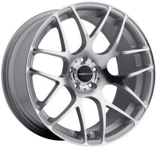 Garde M310 Wheels Silver BMW 3 Series 323 325 328 330 335 E46 E90 E92