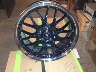 18 Enkei Wheels 5x114 3 Set of 4