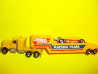 Hot Wheels Steering Rigs Hot Wheel Racing