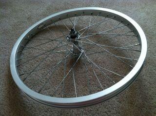 Araya 7x Old School Bmx Rim Wheel 20x1 75 36H Redline Hutch Schwinn GT