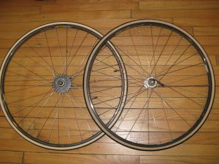 Sante Road Bike Wheel Set Campagnolo Omega 700c Cincher Rims