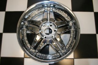 CUSTOM AFTERMARKET AMERICAN RACING BURN DISPLAY WHEEL RIM (Single