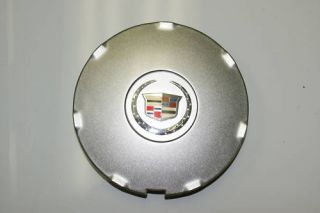 18 Cadillac SRX Silver Factory Center Cap 4664 4665