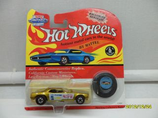 Don Prudhomme Hotwheels Funny Car Vintage Collection B335