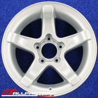 Lightning 18 2000 2001 00 01 Factory Rim Wheel Silver 3401