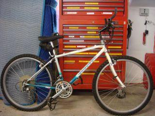 Mountain Bike 21 Speeds Aluminum Frame 26 Wheels Sumangears