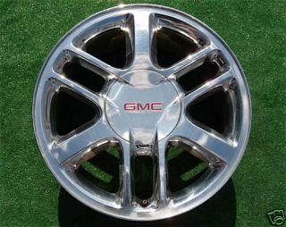 Factory GMC Envoy 18 inch QF8 Wheel Rim XL 5252