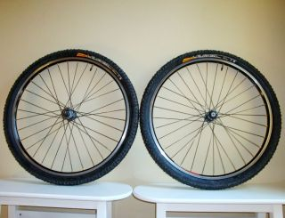 XTR 950 Mavic X517 Mountain Bike Wheelset Rim Brake 26 Wheels XTR Hubs