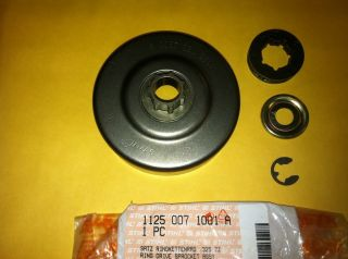 Stihl Chainsaw Rim Sprocket 029 MS 290 1125 007 1001